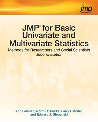 Jmp for Basic Univariate and Multivariate Statistics: Methods for Researchers and Social Scientists, Second Edition (Paperback)
