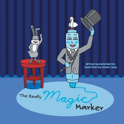 The Really Magic Marker (Paperback)