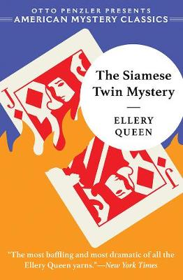 The Siamese Twin Mystery (Hardback)