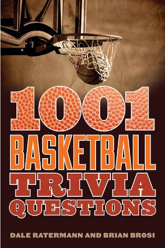1001 Basketball Trivia Questions (Paperback)