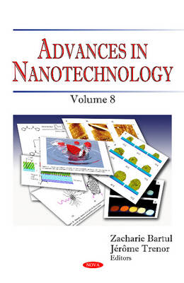 Advances in Nanotechnology: Volume 8 (Hardback)