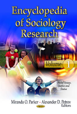 Encyclopedia of Sociology Research: 3 Volume Set (Hardback)
