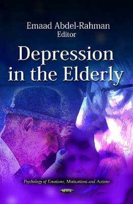 Depression in the Elderly (Hardback)