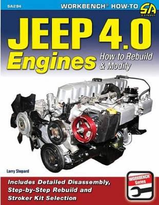 Jeep 4.0 Engines (Paperback)