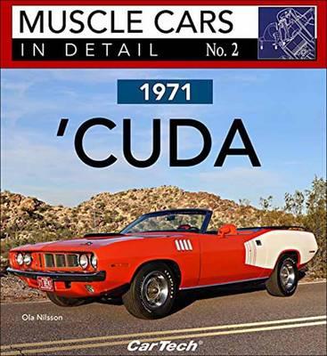 1971 'Cuda: In Detail No. 2 (Paperback)