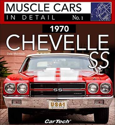 1970 Chevelle SS: In Detail No. 1 (Paperback)