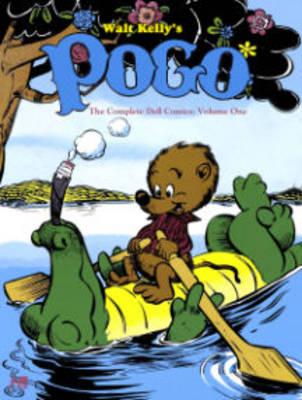 Walt Kelly's Pogo: The Complete Dell Comics: Volume 1 (Hardback)