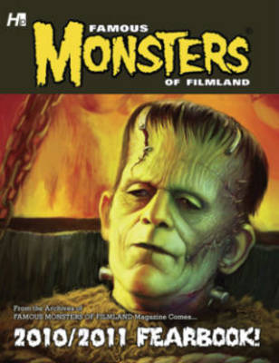 Famous Monsters of Filmland: Fear Book #1 (Hardback)