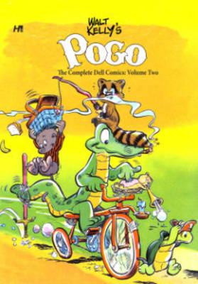 Walt Kelly's Pogo: The Complete Dell Comics Volume 2 (Hardback)