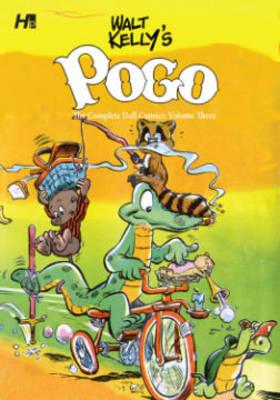 Walt Kelly's Pogo the Complete Dell Comics Volume 3 (Hardback)