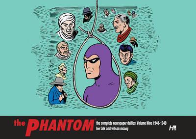 The Phantom: The Complete Newspaper Dailies Volume 9 (Hardback)