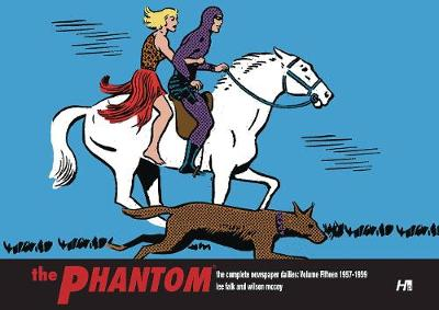 The Phantom the Complete Newspaper Dailies by Lee Falk and Wilson McCoy: Volume Fifteen 1957-1958 (Hardback)