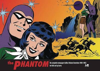 The Phantom the complete dailies volume 17: 1961-1962 (Hardback)