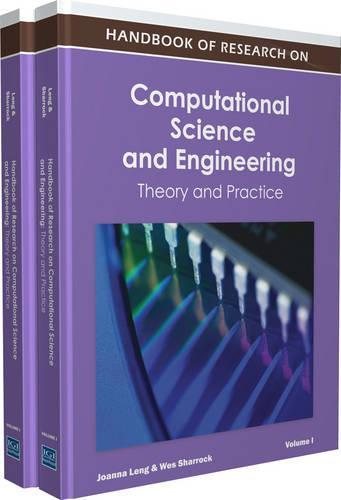 Handbook of Research on Computational Science and Engineering: Theory and Practice (Hardback)