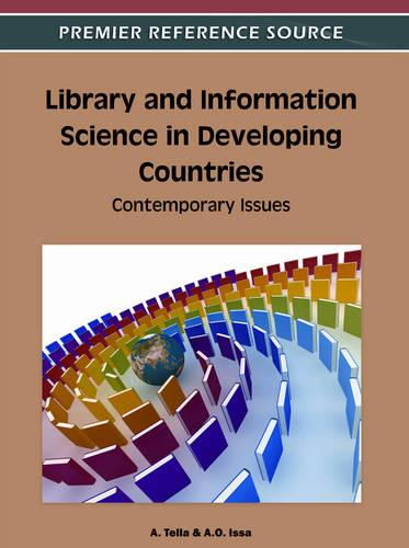 Library and Information Science in Developing Countries: Contemporary Issues (Hardback)