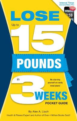 Lose Up to 15 Pounds in 3 Weeks Pocket Guide (Paperback)