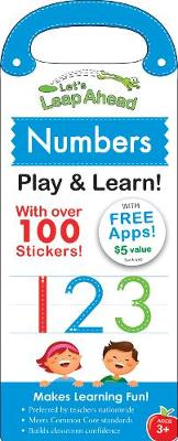 Let's Leap Ahead: Numbers Play & Learn!: Numbers Play & Learn! (Paperback)