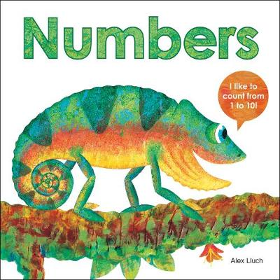 Numbers: I Like to Count from 1 to 10!: I Like to Count from 1 to 10! (Board book)