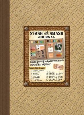 Stash & Smash (Spiral bound)