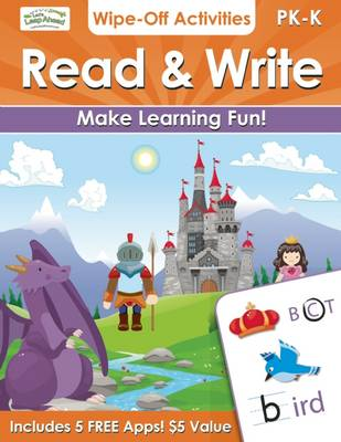 Read & Write Wipe-Off Activities: Endless fun to get ready for school! (Paperback)