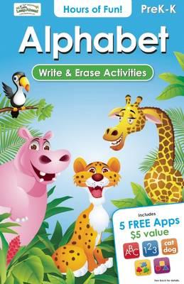 Hours of Fun Alphabet (Paperback)