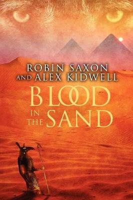 Blood in the Sand (Paperback)