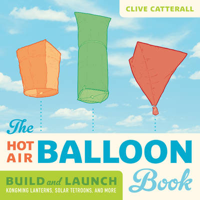 Hot Air Balloon Book (Paperback)