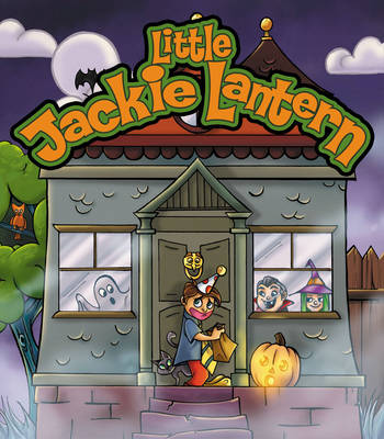 Little Jackie Lantern (Board book)