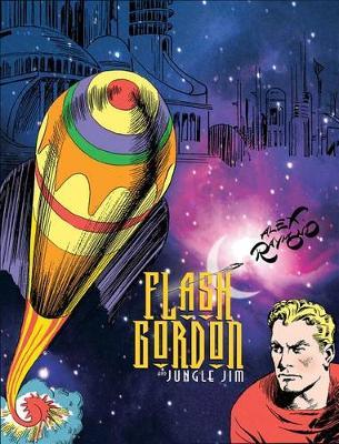 Definitive Flash Gordon And Jungle Jim Volume 1 (Hardback)