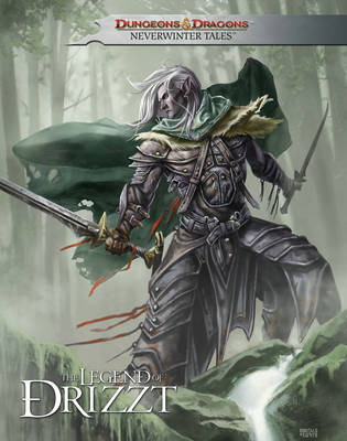 Dungeons & Dragons: The Legend of Drizzt - Neverwinter Tales (Hardback)