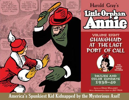 Complete Little Orphan Annie Volume 8 (Hardback)