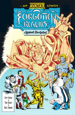 Dungeons & Dragons: Dungeons & Dragons: Forgotten Realms Classics, Volume 3 Forgotten Realms Classics Volume 3 - Dungeons & Dragons (Idw Quality Paper) (Paperback)