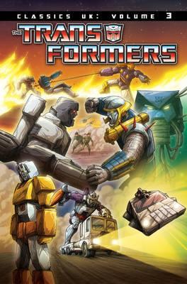 Transformers Classics Uk Volume 3 (Paperback)