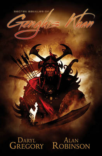 Secret Battles Of Genghis Khan (Hardback)