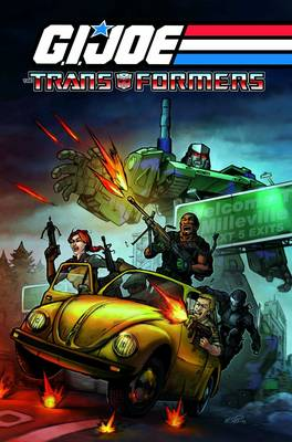 G.I. Joe / Transformers Volume 1 (Paperback)