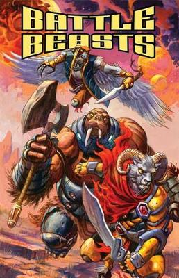 Battle Beasts (Paperback)