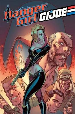 Danger Girl/G.I. Joe (Hardback)
