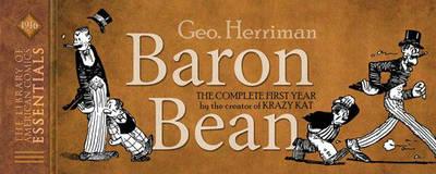 LOAC Essentials: Loac Essentials Volume 1 Baron Bean (Library Of American Comics Essentials) Baron Bean Vol.1 (Hardback)