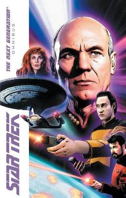 Star Trek The Next Generation Omnibus (Paperback)