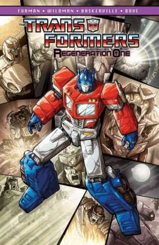 Transformers Regeneration One Volume 1 (Paperback)