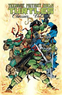 Teenage Mutant Ninja Turtles Classics Volume 4 (Paperback)
