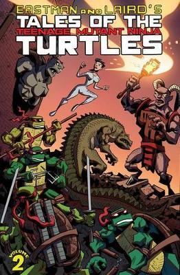 Tales Of The Teenage Mutant Ninja Turtles Volume 2 (Paperback)