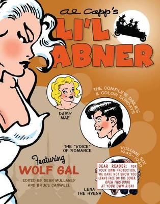 Li'l Abner The Complete Dailies And Color Sundays, Vol. 6 1945-1946 (Hardback)