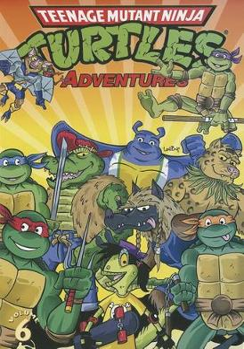 Teenage Mutant Ninja Turtles Adventures Volume 6 (Paperback)