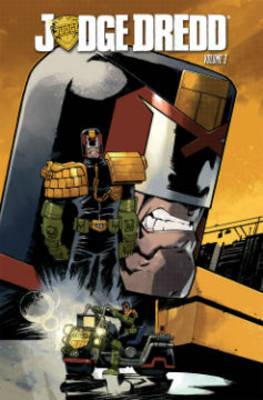 Judge Dredd Volume 3 (Paperback)