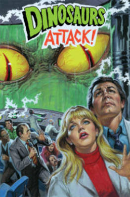 Dinosaurs Attack (Paperback)
