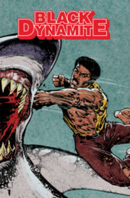 Black Dynamite (Paperback)