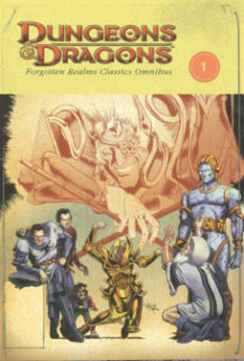Dungeons & Dragons: Forgotten Realms Classics Omnibus Volume 1 (Paperback)