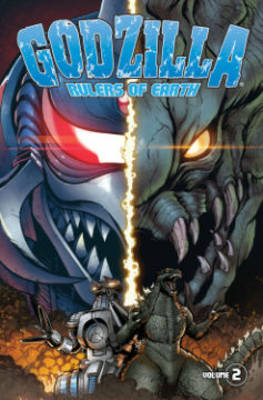 Godzilla: Rulers of Earth Volume 2 (Paperback)