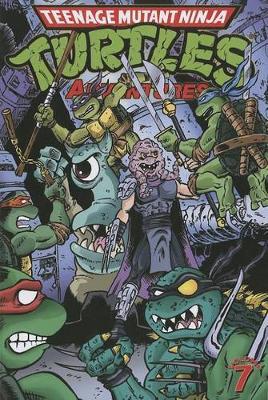 Teenage Mutant Ninja Turtles Adventures Volume 7 (Paperback)